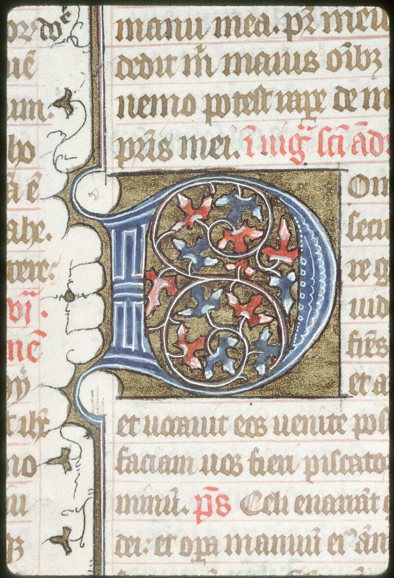 Tours, Bibl. mun., ms. 0199, f. 212 - vue 2
