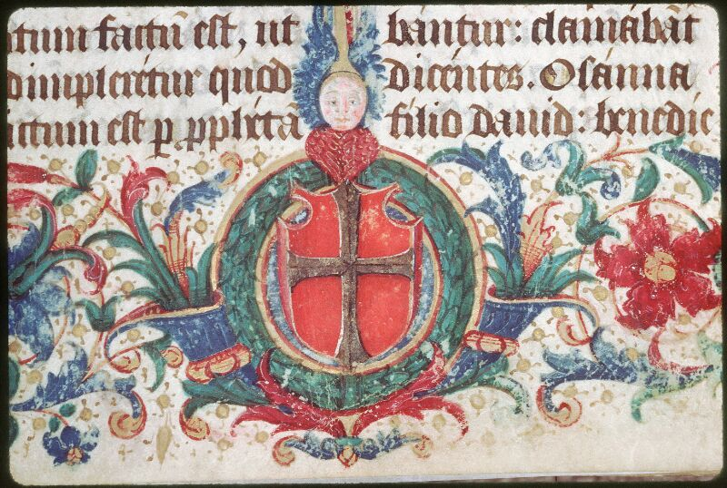 Tours, Bibl. mun., ms. 0202, f. 025 - vue 2