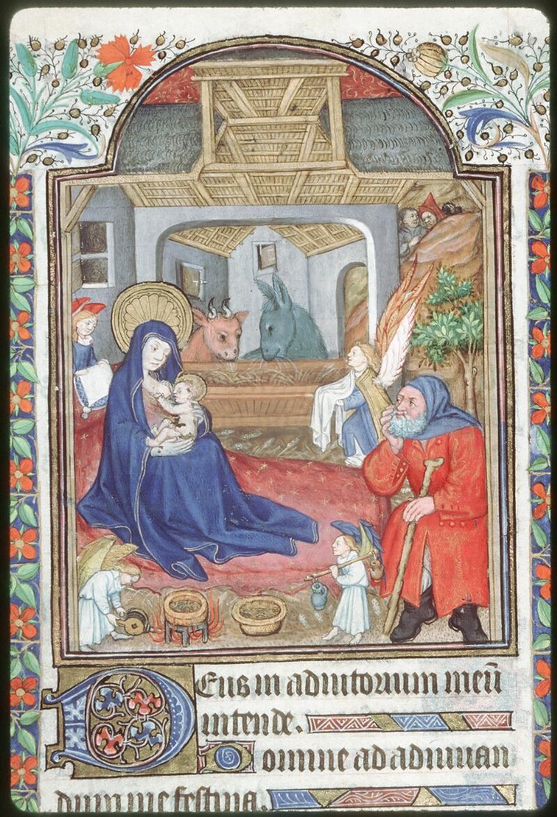 Tours, Bibl. mun., ms. 0217, f. 005 - vue 2