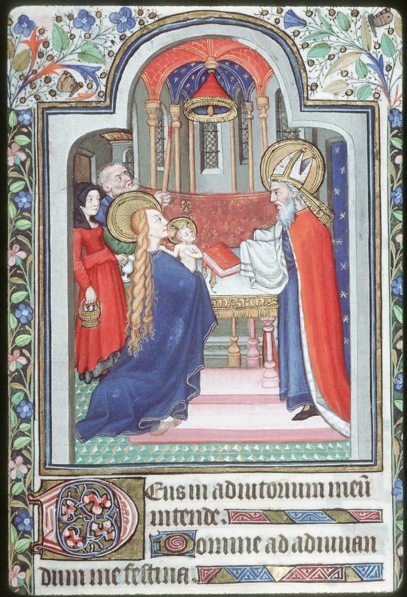 Tours, Bibl. mun., ms. 0217, f. 020 - vue 2