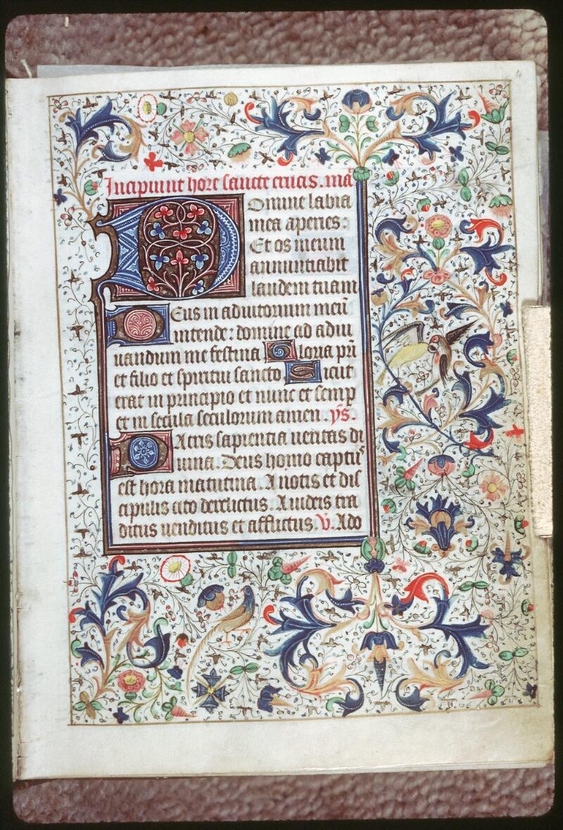 Tours, Bibl. mun., ms. 0218, f. 004