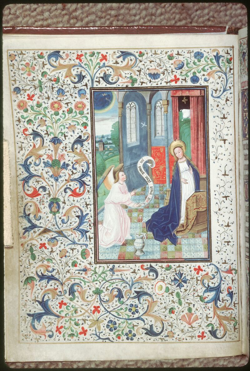 Tours, Bibl. mun., ms. 0218, f. 015v - vue 1
