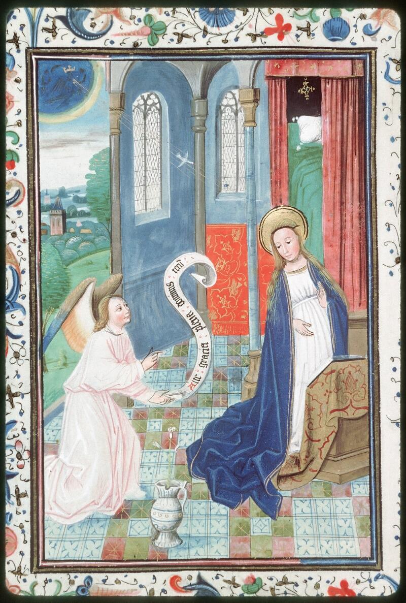 Tours, Bibl. mun., ms. 0218, f. 015v - vue 2
