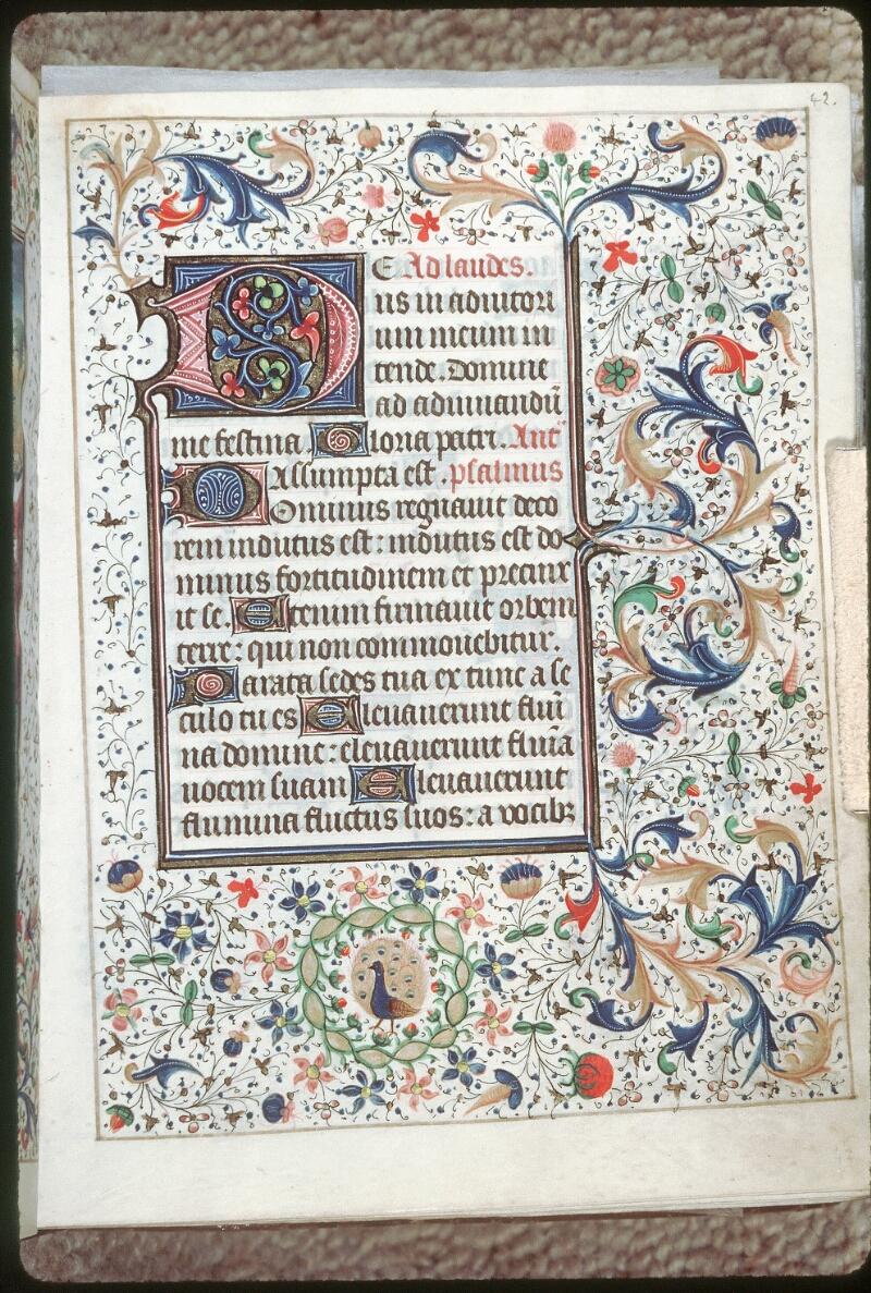 Tours, Bibl. mun., ms. 0218, f. 042
