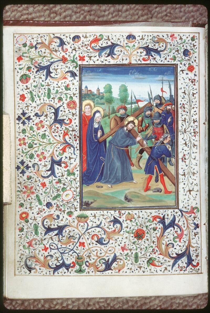 Tours, Bibl. mun., ms. 0218, f. 062v - vue 1
