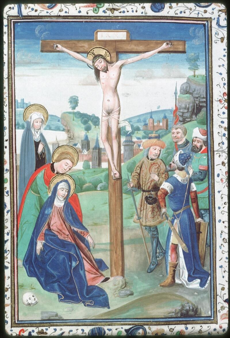 Tours, Bibl. mun., ms. 0218, f. 067v - vue 2