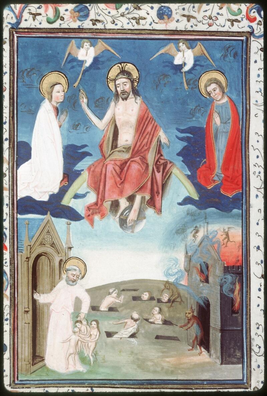 Tours, Bibl. mun., ms. 0218, f. 095v - vue 2
