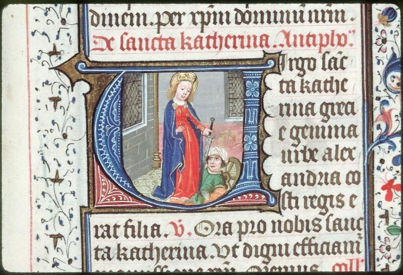 Tours, Bibl. mun., ms. 0218, f. 190