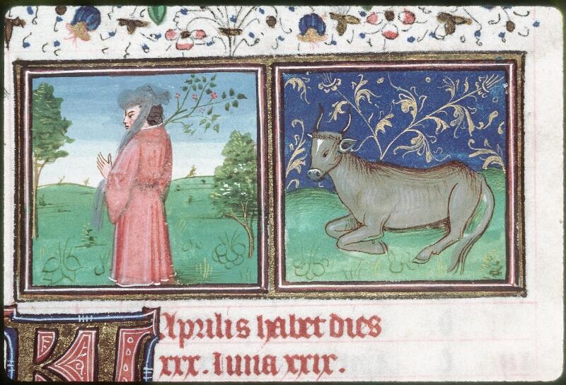 Tours, Bibl. mun., ms. 0218, f. 196 - vue 2