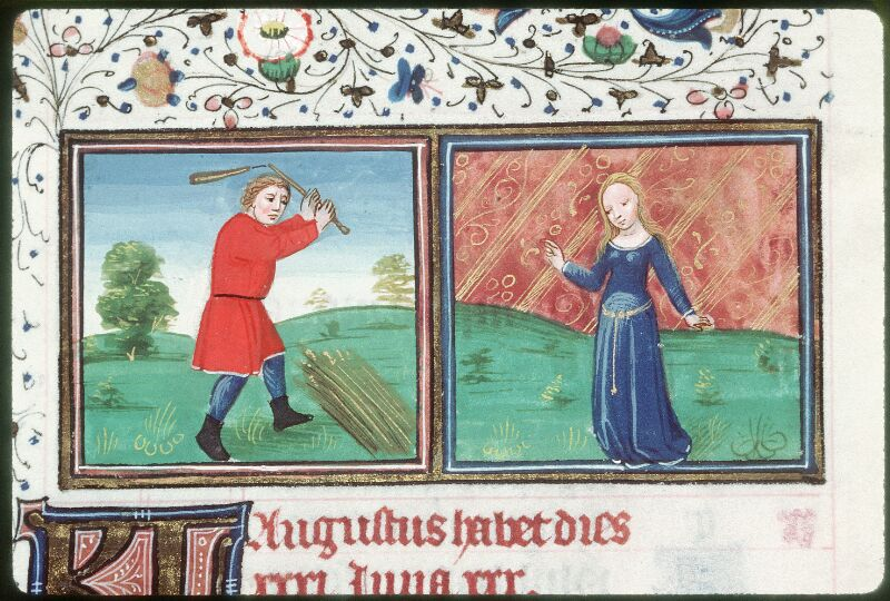 Tours, Bibl. mun., ms. 0218, f. 200 - vue 2