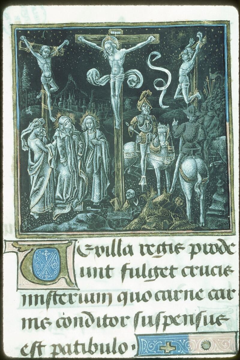 Tours, Bibl. mun., ms. 0219, f. 104 - vue 1