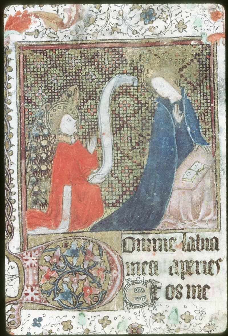 Tours, Bibl. mun., ms. 0226, f. 017 - vue 2