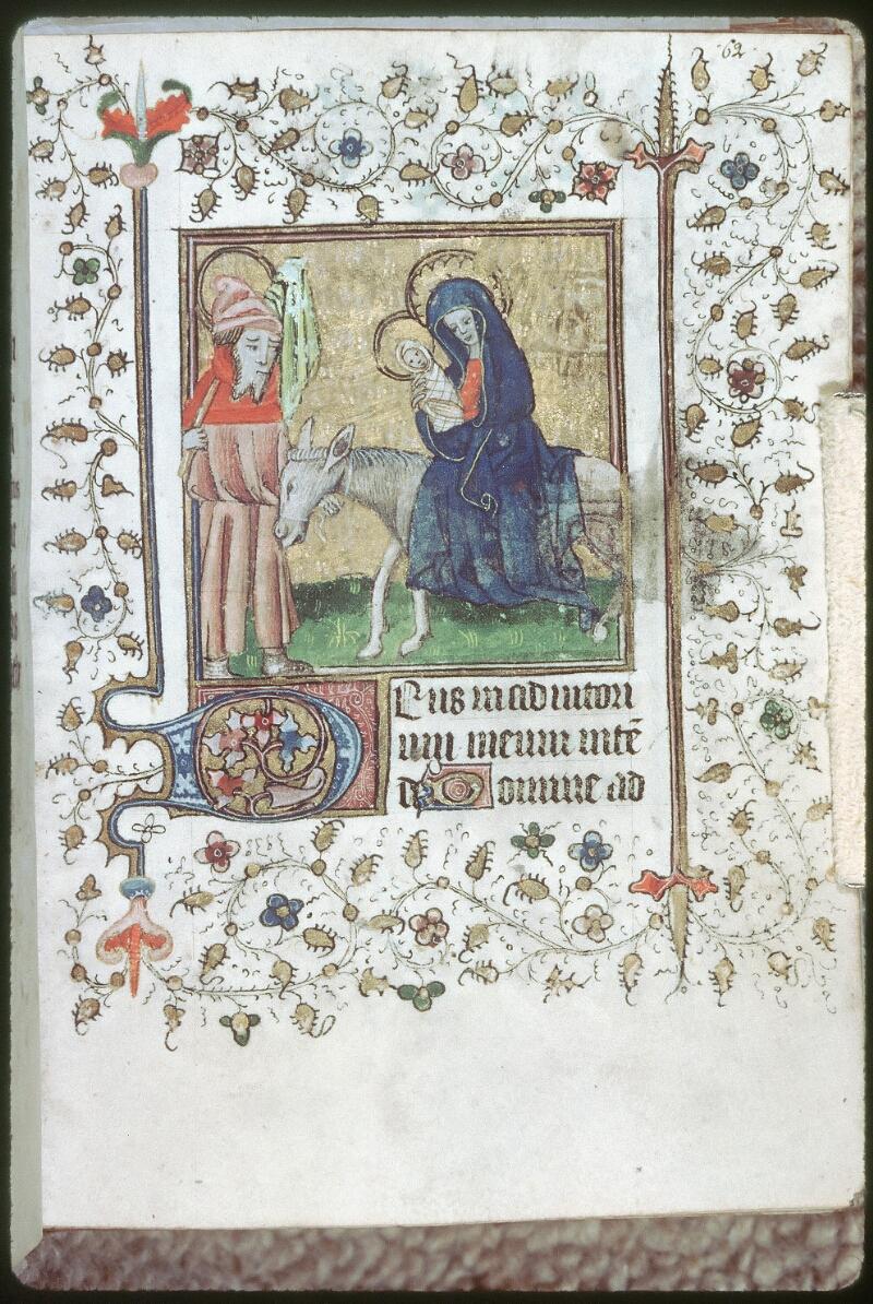 Tours, Bibl. mun., ms. 0226, f. 062 - vue 1
