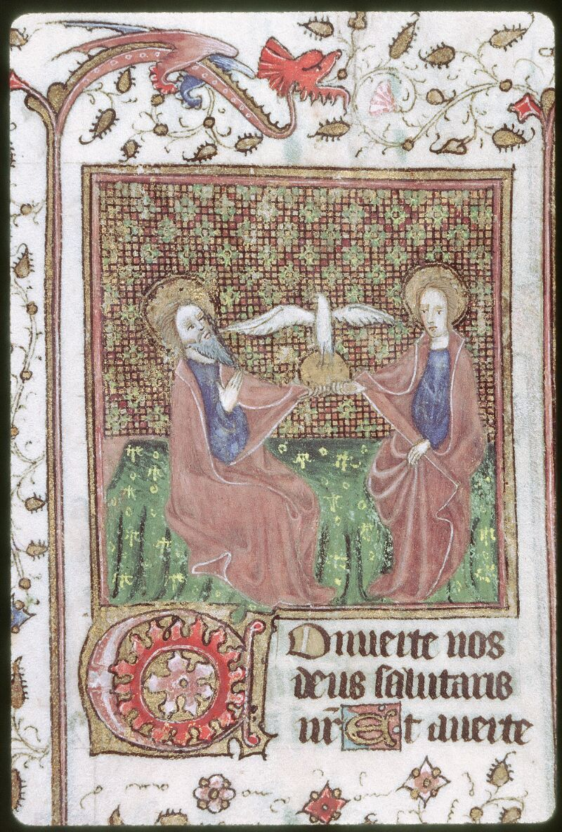 Tours, Bibl. mun., ms. 0226, f. 068 - vue 2