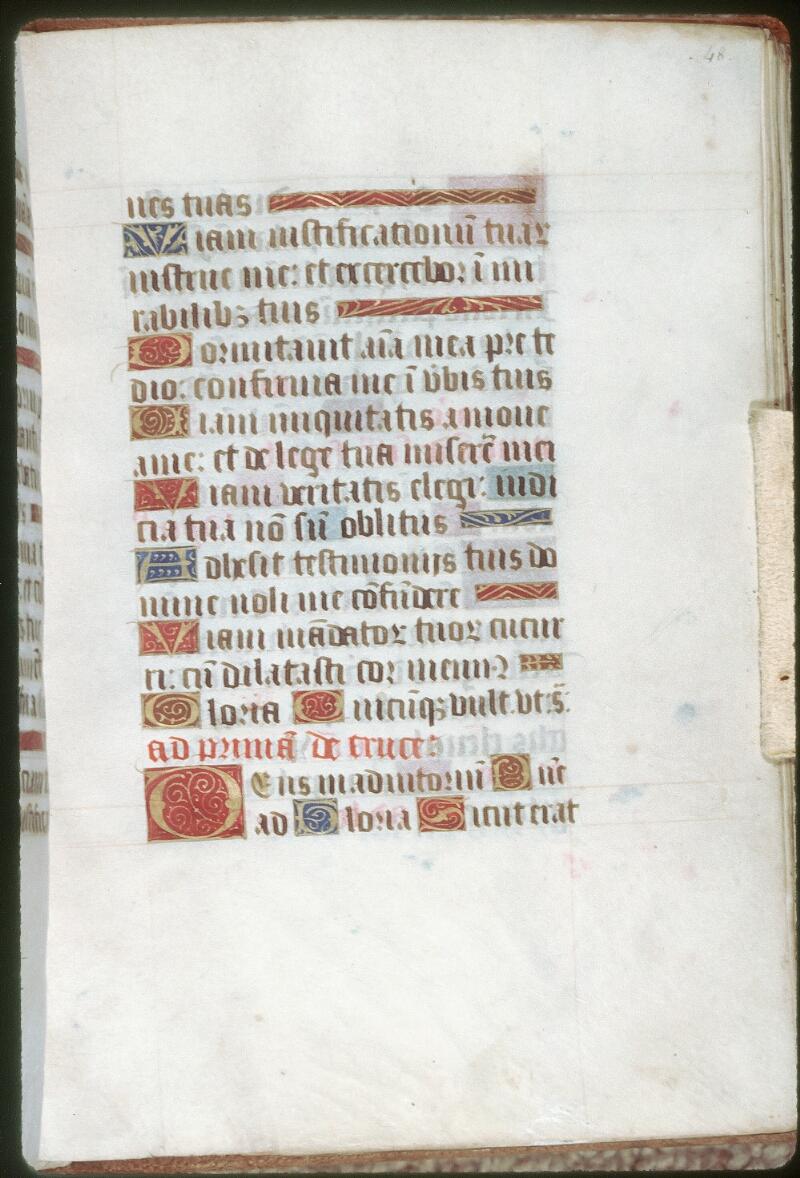 Tours, Bibl. mun., ms. 0230, f. 048