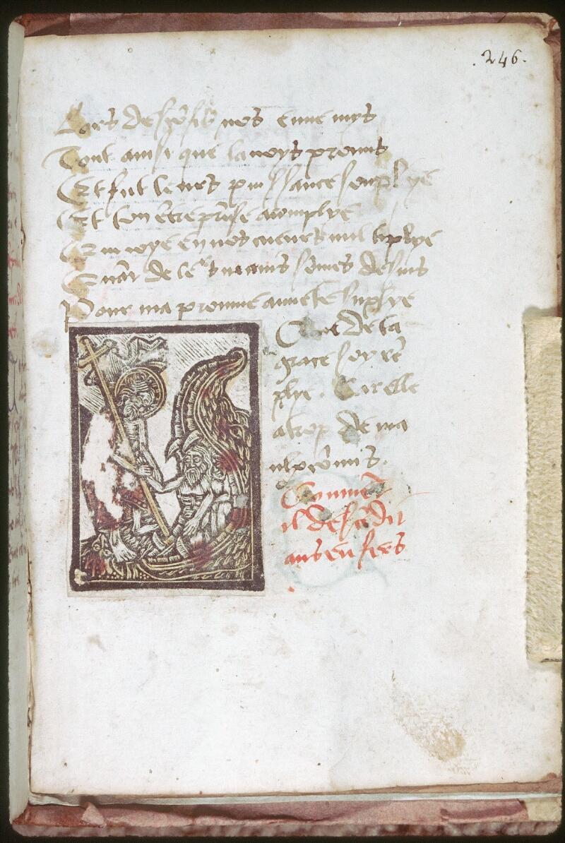 Tours, Bibl. mun., ms. 0231, f. 246