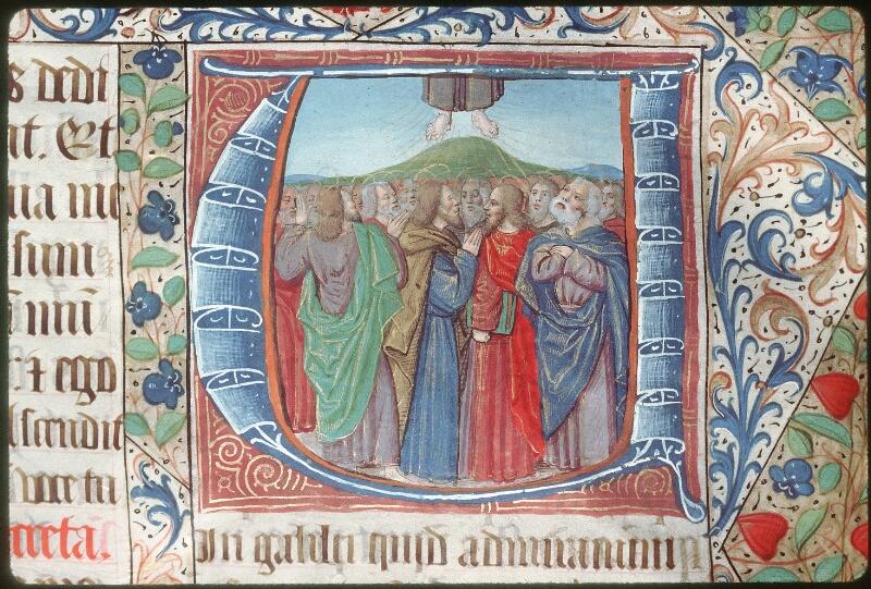 Tours, Bibl. mun., ms. 0190, f. 127 - vue 2