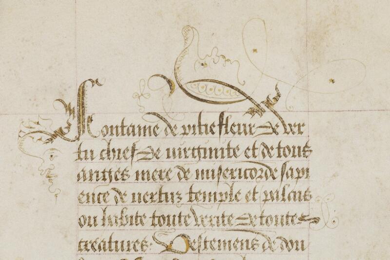 Argentan, Bibl. mun., ms. 0027, f. 134 - vue 2